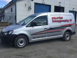 VW Caddy Servicebil